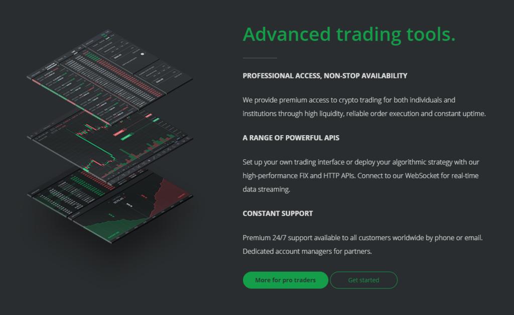 bitstamp trading tools