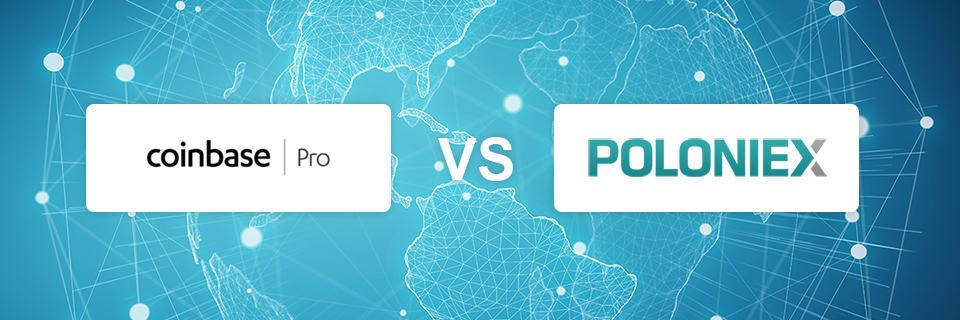 coinbase pro vs_Poloniex crypto exchange comparison